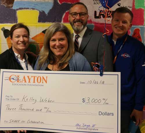 Clayton Education Foundation - News